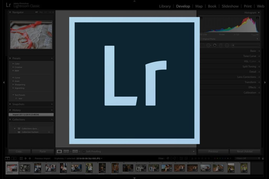 Lightroom Photo Editor