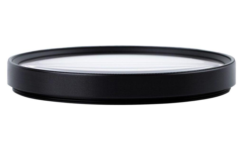 The close-up lens