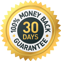 30 days money-back Guarantee