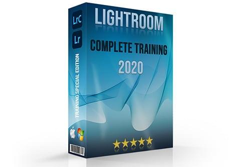 Adobe Lightroom Classic training course