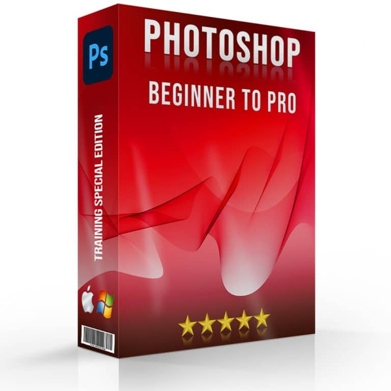Adobe Photoshop course - How to remove background in Photoshop 2021 Training