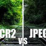CR2 or JPEG