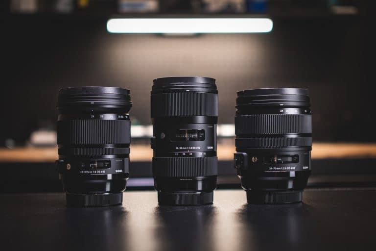 Landscape Photography lens