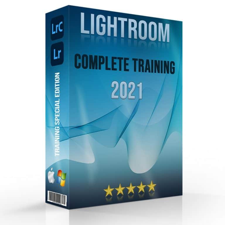 Adobe Lightroom Classic training course 2021