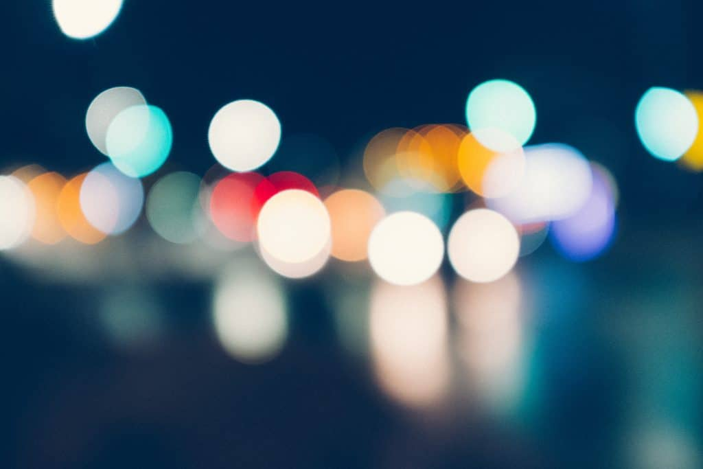 Too much Bokeh - mistakes in editing