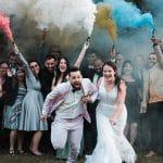 Cheerful wedding - Tips for Wedding Photography