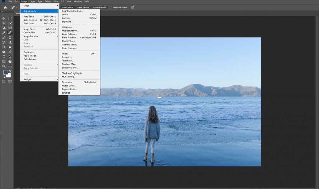 How to fix overexposed Photos in Photoshop