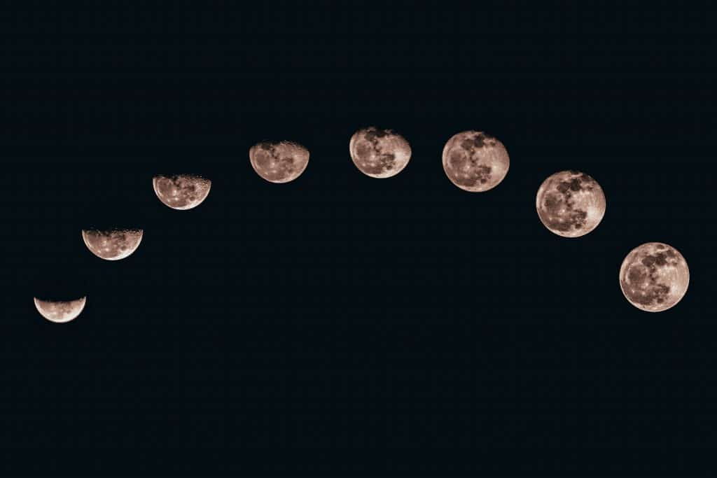Movement of moon - How to Photograph a Lunar Eclipse