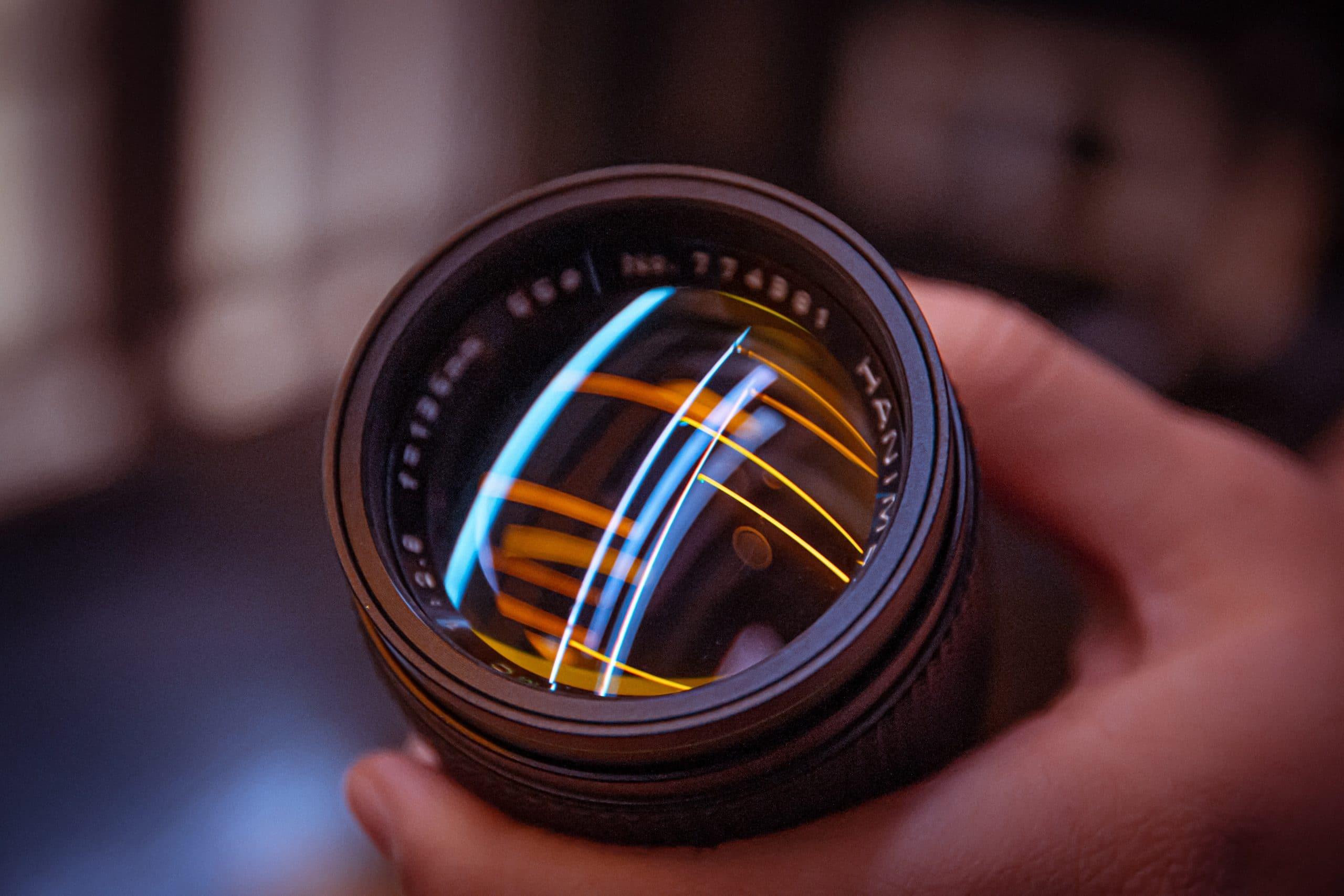 What is a tilt shift lens