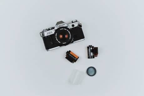 A film camera - how to develop film at home