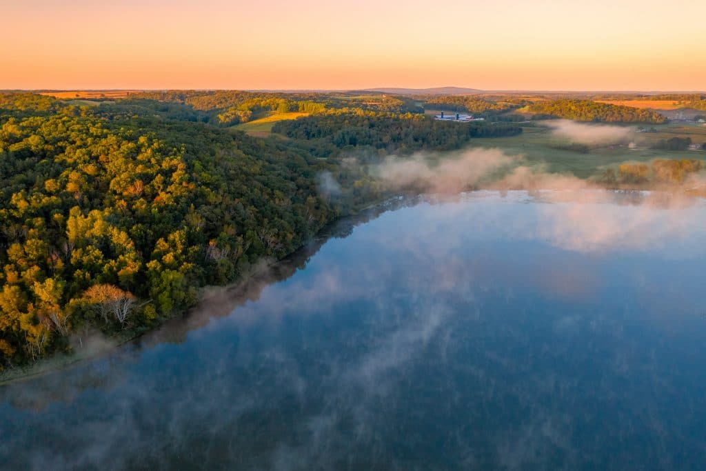 Drone landscape - tips for drone photography