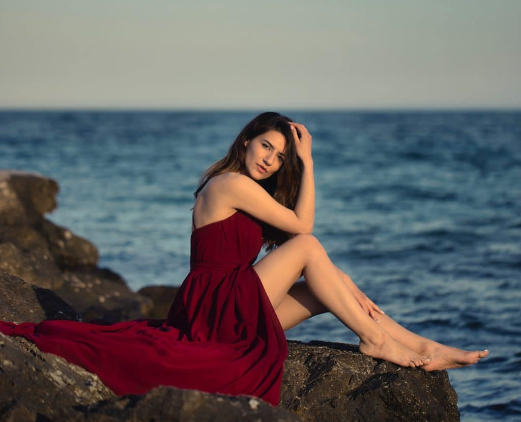 How to do fashion photography on beach