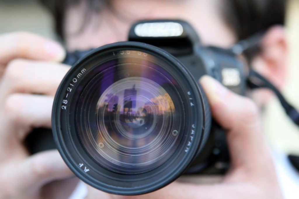 How to Use Aperture Priority Mode - DSLR camera