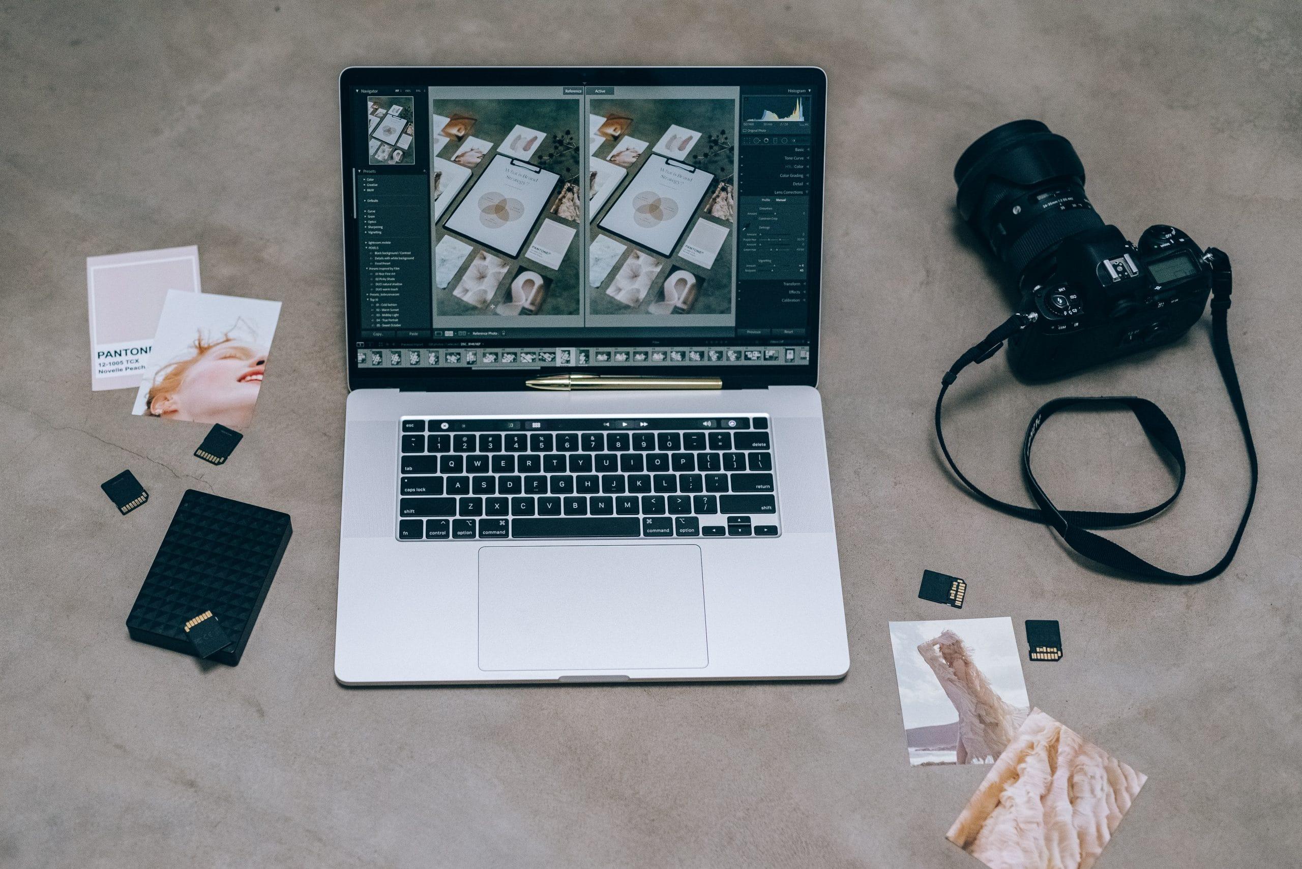 Lightroom on laptop - How to Install Lightroom Presets