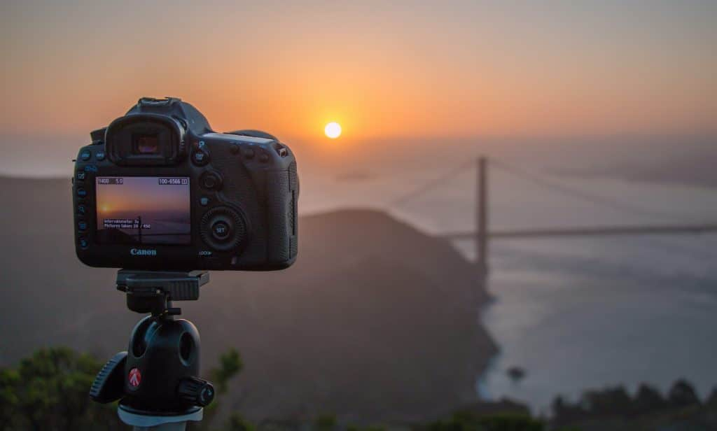 Photographing sunset - What is Crop Factor?