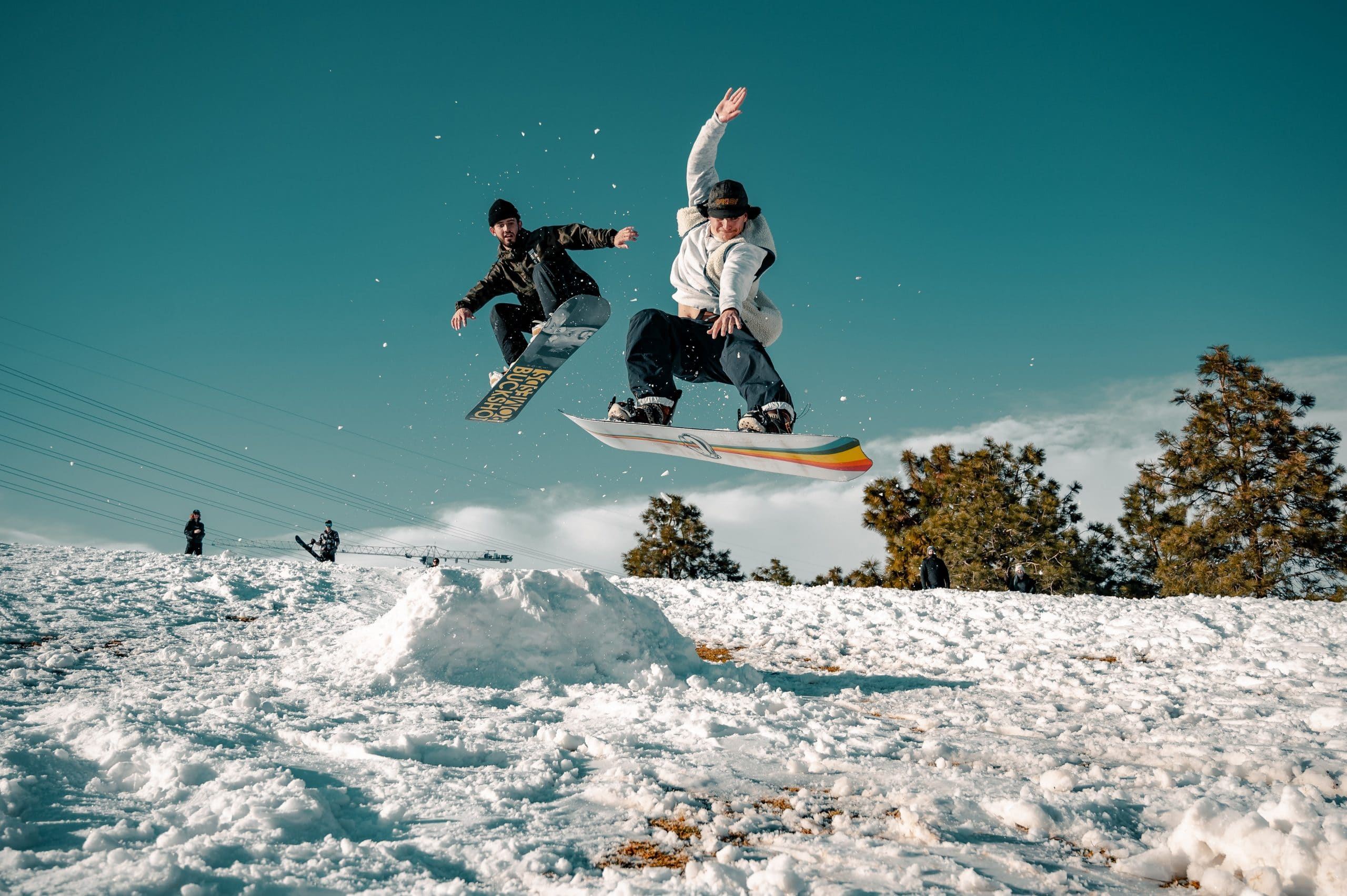 Snow boarding photography - How to do Sports Photography