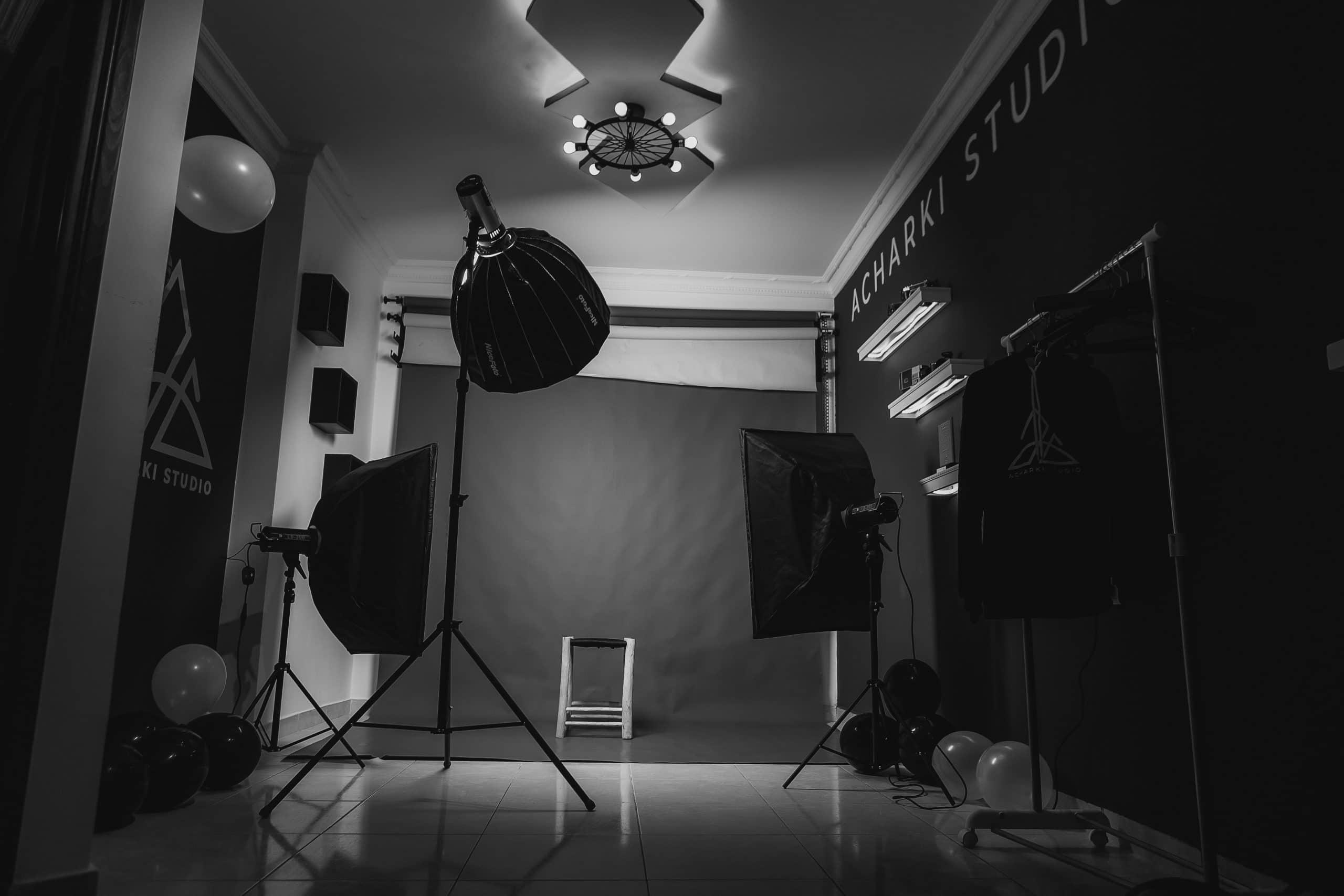 Studio photography equipment - Tips for Studio Photography