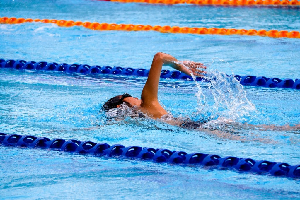 Swimming photography - How to do Sports Photography