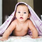 How to photograph newborn in a blanket