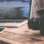 How to use camera tethering on laptop