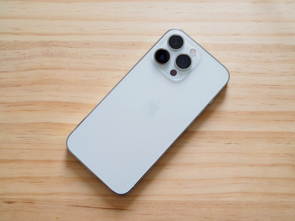 Camera review of iPhone 13