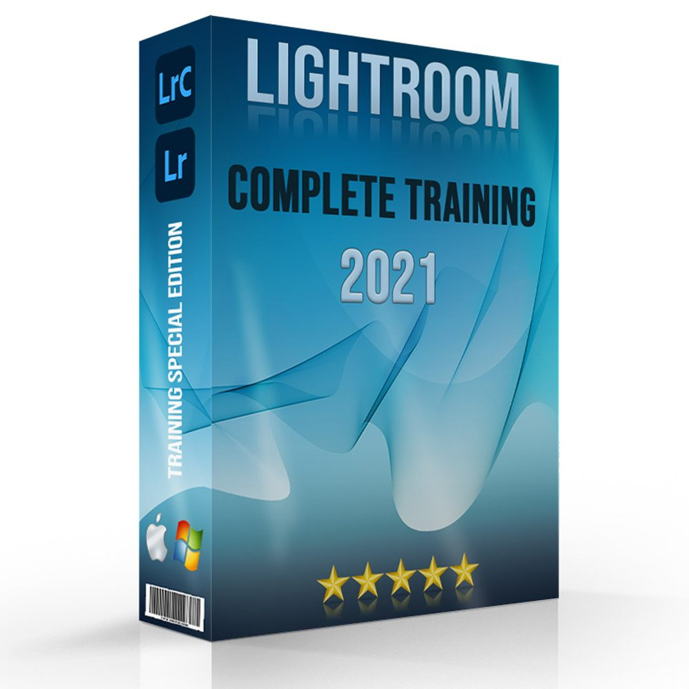 Adobe Lightroom Classic training course 2021