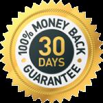 30 days money-back Guarantee