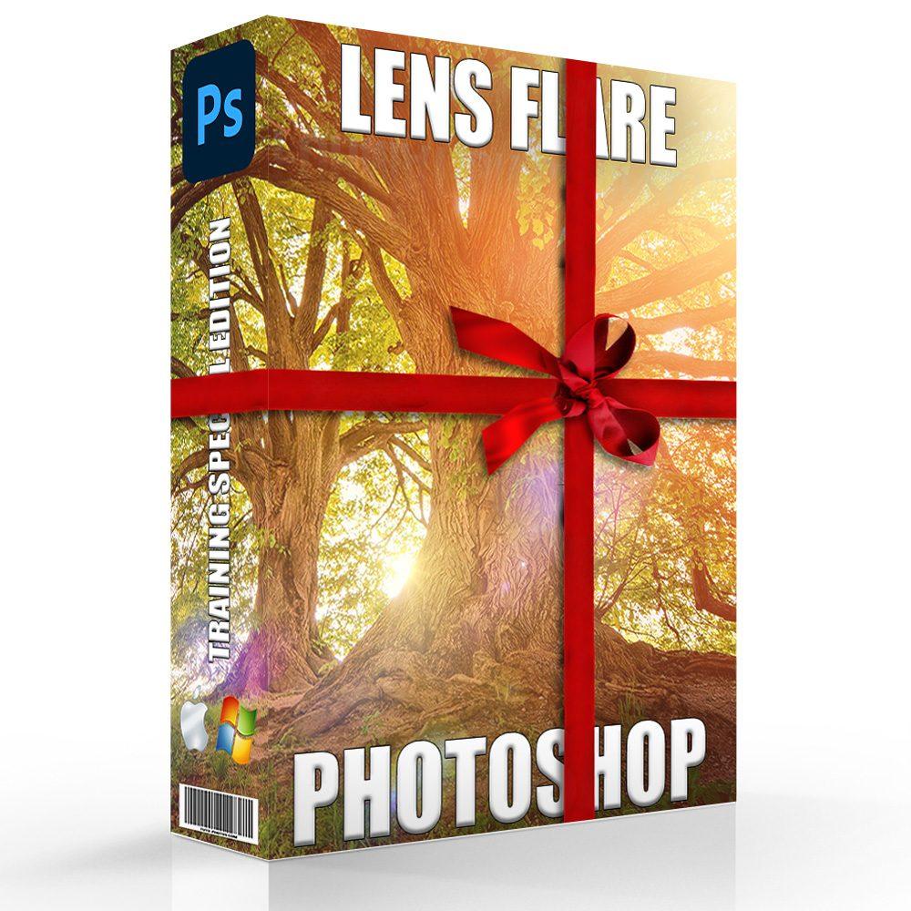 FREE Lens Flare Photoshop