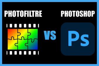 Photofiltre or Photoshop